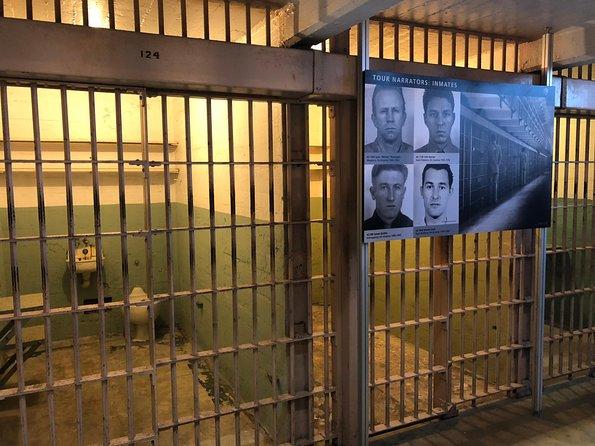 Escapada de un día a Alcatraz más Muir Woods y Sauzalito, San Francisco, CA, ESTADOS UNIDOS