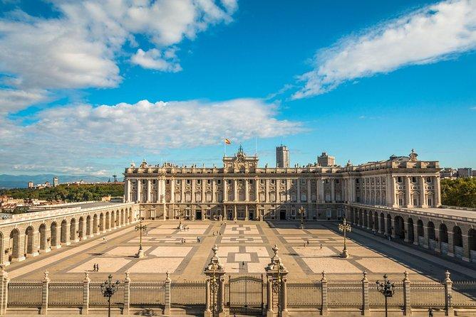 Visita guiada de tarde al Palacio Real de Madrid, Madrid, ESPAÑA