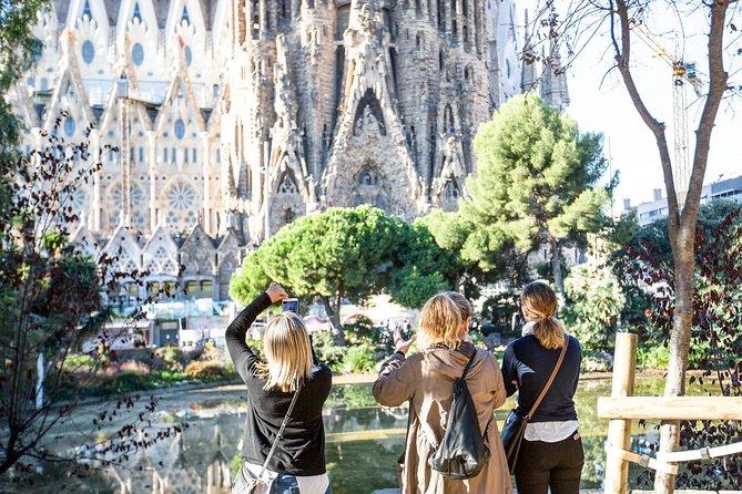 Acceso prioritario: Visita a la Sagrada Familia de Barcelona, Barcelona, ESPAÑA