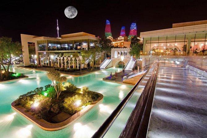 MAIS FOTOS, Baku Lights: the Night Tour illuminated by Baku lights