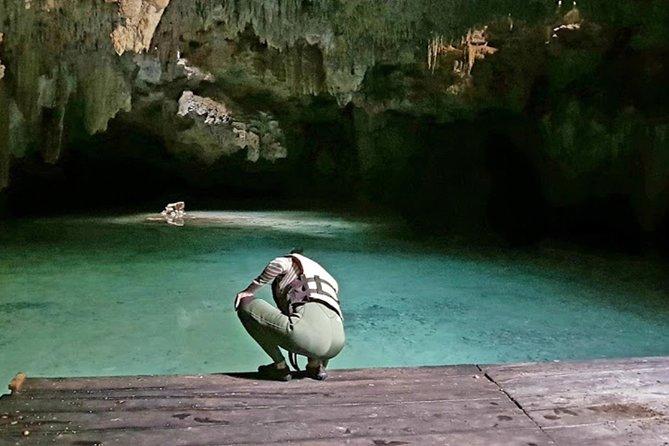 Labnaha Cenote Experience Admission Ticket, Tulum, MÉXICO