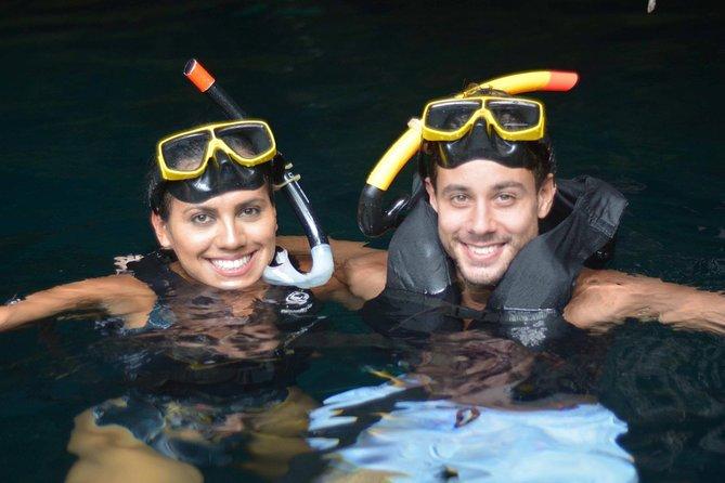 Playa del Carmen Jungle Tour: Tulum, Cenote Snorkeling, 4x4 Ride and Ziplining, Tulum, Mexico