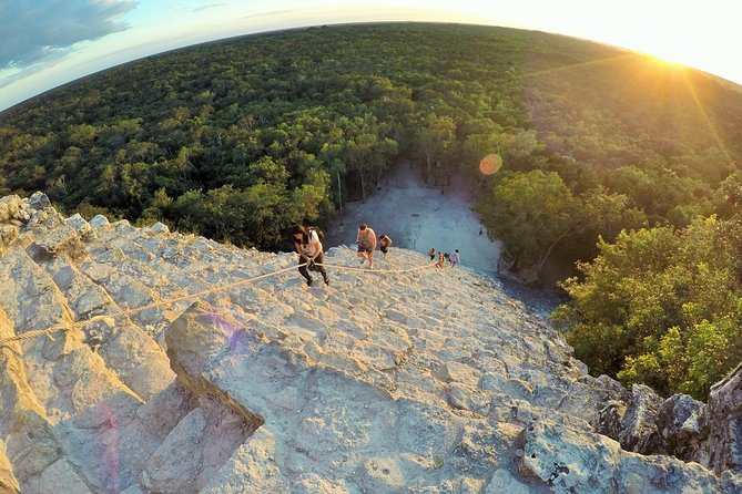 Private Transportation to Coba for the sunset experience, Cancun, Mexico