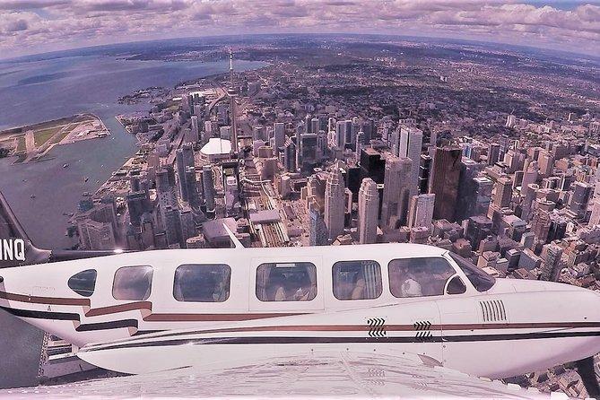 MÁS FOTOS, One hour Aerial Tour of Toronto and Niagara Falls with iflyTOTO