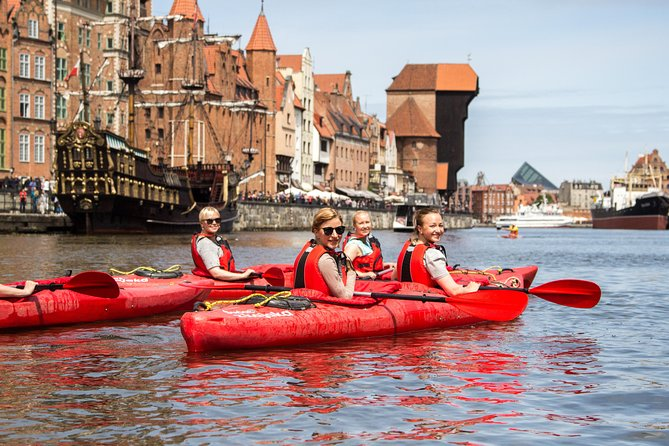 Islands of Gdansk Private Kayak Tour, Gdansk, POLONIA
