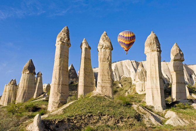 Discover the most beautiful valleys of Cappadocia, visit rock cut houses and churches, explore amazing underground city. Visit worldwide famous Mevlana museum in Konya and the pottery town of Avanos. The area has a rocky landscape and I famous for its unique fairy chimneys.