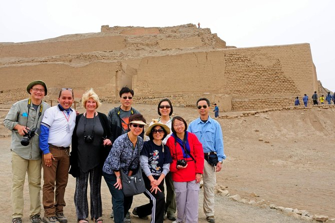 From Lima: Pachacamac, Barranco & Chorrillos Private Tour, Lima, PERU