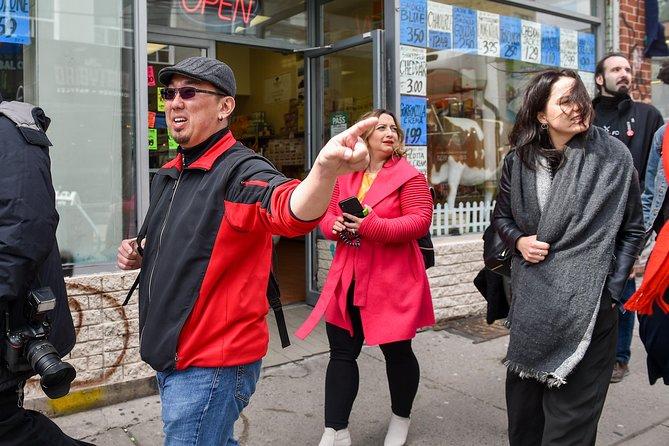 MÁS FOTOS, Kensington Market -Toronto's Neighborhood International Food Tour