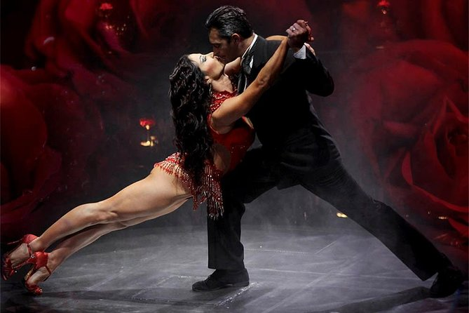 Spend an evening at the glitzy, glamorous 'Señor Tango' show with optional dinner in Buenos Aires. This activity envelops you with the culture and passion of Argentine tango as envisioned by music icon Fernando Soler and features dozens of dancers and vocalists. Upgrade to add a 3-course meal and wine to your evening inside a refined theater to make the authentic Argentinian experience complete.