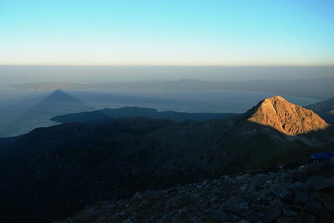 Taygetos Pyramid peak 2407m, Kalamata, GRECIA