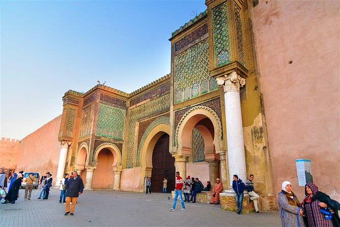 Day Trip from Fez to Meknes and Volubilis, Fez, Morocco