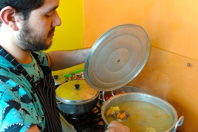 Private Market Tour and Cooking Class in Bucaramanga with a Mother-Son Duo, Bucaramanga, COLOMBIA