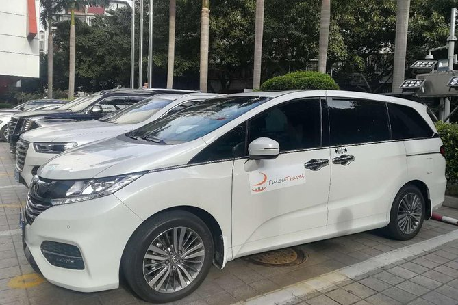 Xiamen Downtown Vehicle Rental - English Speaking Driver, Xiamen, CHINA