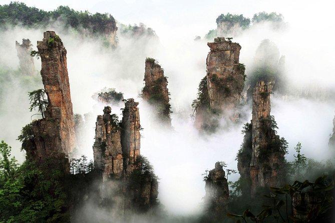 MÁS FOTOS, 4 days Zhangjiajie panorama explore--private tour