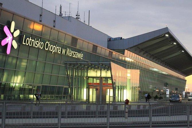 Private Warsaw Chopin Airport One Way Transfer, Varsóvia, POLÔNIA
