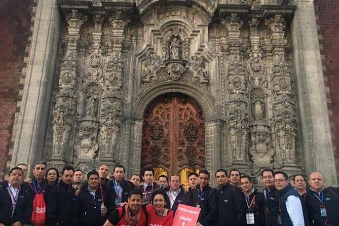 Mexico City Down Town Traditional Tour, Enjoy the Zocalo, Ciudad de Mexico, Mexico
