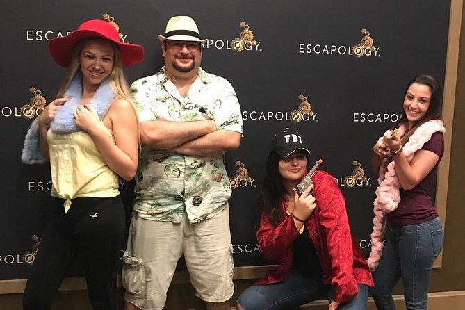 Budapest Express Live Action Escape Game, Fort Lauderdale, FL, ESTADOS UNIDOS