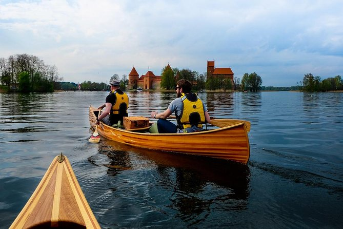 One of the major landmarks in Lithuania, Trakai Castle, needs no introduction. Built in the 14th century, the castle used to serve as the residence for the Grand dukes of Lithuania. <br><br>Nothing can compete with the breathtaking views of this tour, moreover, there is so much history to discover! The former capital with all the ancient castles is surrounded by five lakes and dozens of islands where you can relax and enjoy snacks from our gourmet picnic basket. <br><br>A truly exquisite experience for those who enjoy being outdoors and never stop learning.