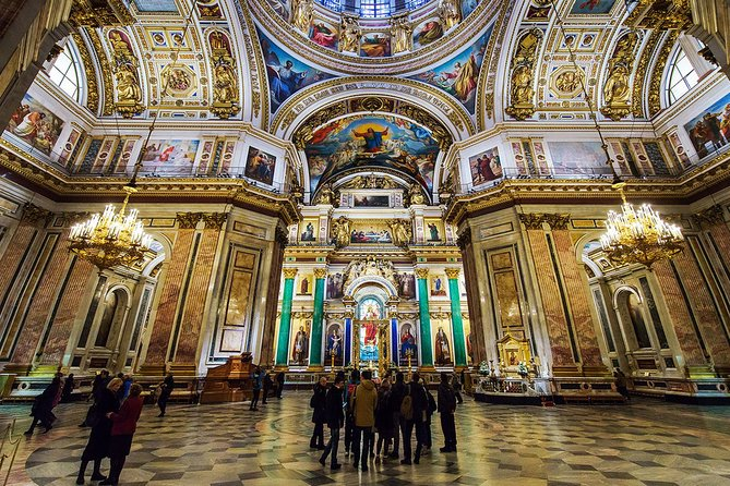 Private Tour to Saint Isaac's Cathedral, San Petersburgo, RÚSSIA
