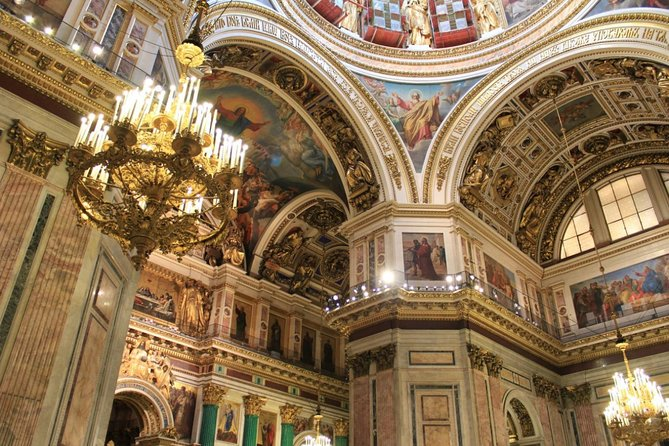 Private Tour to Saint Isaac's Cathedral, San Petersburgo, RUSIA