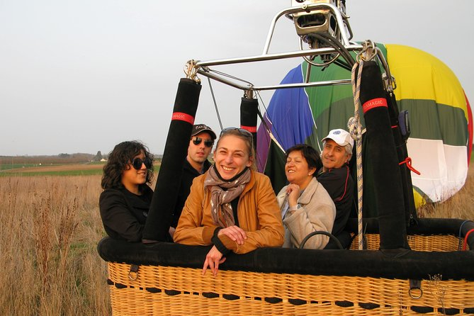 Hot-Air Balloon Ride over the Loire Valley, from Amboise & Chenonceau, Loire Valley, FRANCIA