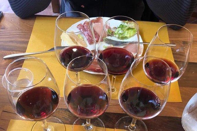 Brunello di Montalcino Wine Tour of 3 Wineries with Pairing Lunch, Arezzo, ITALIA