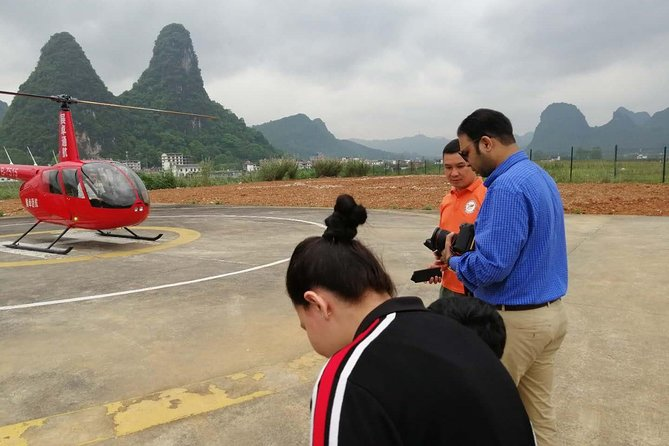 Guilin Yangshuo Helicopter and Sightseeing Private Day Tour, Guilin, CHINA