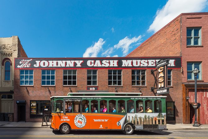 Nashville Hop-On Hop-Off Trolley Tour, Nashville, TE, ESTADOS UNIDOS