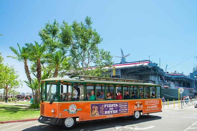 Visita a San Diego: excursión en tranvía con paradas libres, San Diego, CA, ESTADOS UNIDOS