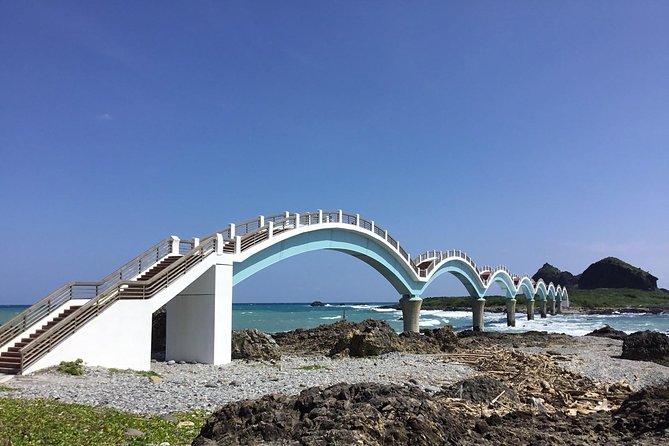 Excursión de 5 días por lo mejor de Taiwán: Lago del Sol y la Luna, Taroko, Kaohsiung y Taitung, Taipei, TAIWAN