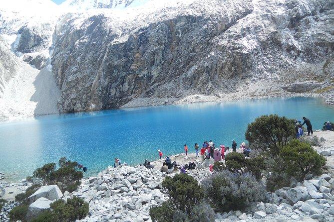 One of the best natural site in South America: Day walk to laguna 69, Peru, Huaraz, PERU