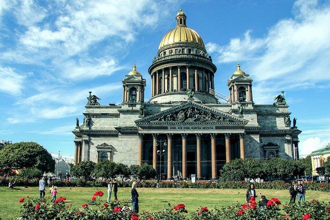 Excursión en la costa sobre la cultura local a San Petersburgo de 2 días para grupos pequeños, San Petersburgo, RUSIA