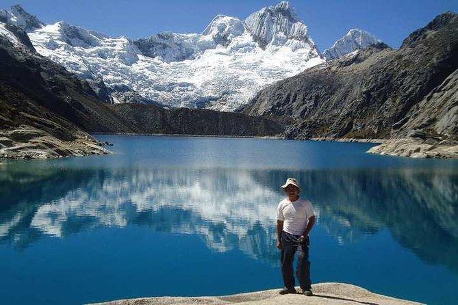 Spectacular Trekking in Perú: Alpamayo base camp circuit (10 Days), Huaraz, PERU