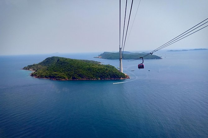 Red River Tours - Cable Car & Speedboat 5-island, Phu Quoc, VIETNAM