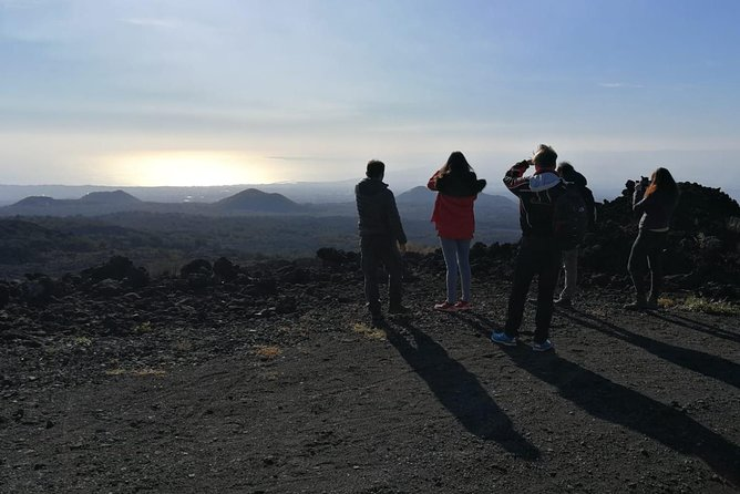 See a different side of Sicily with this 6-hour guided tour of Mt. Etna. This is an excursion to old craters and lava flow caves, perfect for the adventurous kind. Enjoy breathtaking views of the volcano at sunset and taste typical local products, all the while on the highest active volcano of Europe.