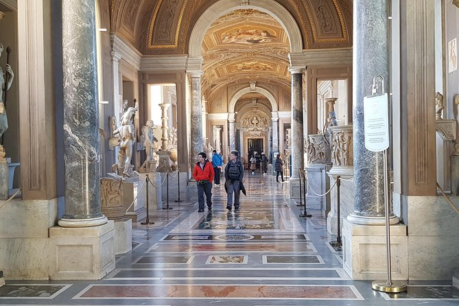 Private Early Bird Vatican and St Peter's Basilica Tour: Hotel Pick-up Drop-off, Rome, ITALY