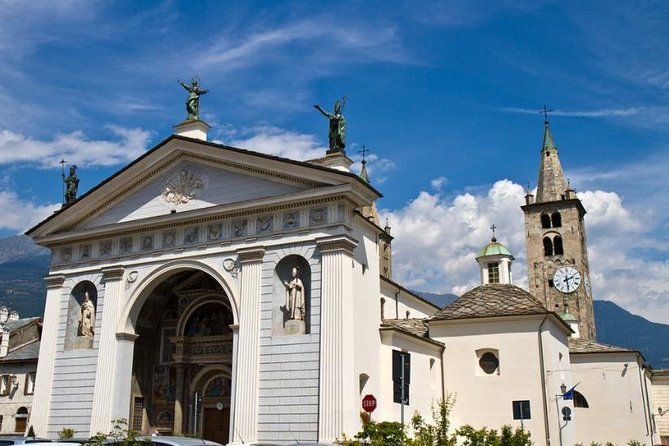 Aosta walking tour with Tasting, Aosta, ITALIA