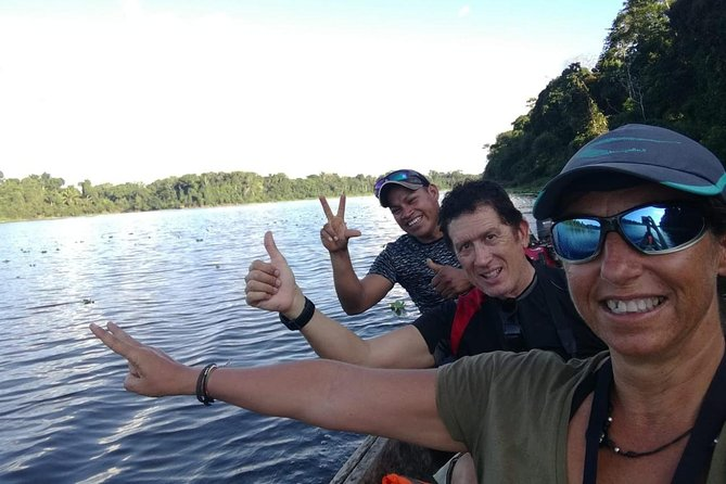 Highlights <br> • Navigate mighty Amazon river <br> • Swim amongst the pink dolphins <br> • Game fishing for piranhas <br> • Great chances to see anacondas <br> • Explore Pacaya Samiria national reserve <br> • Walk in primary jungle <br> • Night safari to see alligators <br> • Macaws nesting <br> • Healthy populations of monkeys and sloths <br> • Guaranteed observation of free and wild wildlife <br><br> One of the most requested expeditions at your hands. Explore areas considered one best preserved. Areas that are aimed for conservation and researchers. Great time observing monkeys pink dolphins, colorful and exotic birds, walk in the night to see alligators, insects, boas and more.