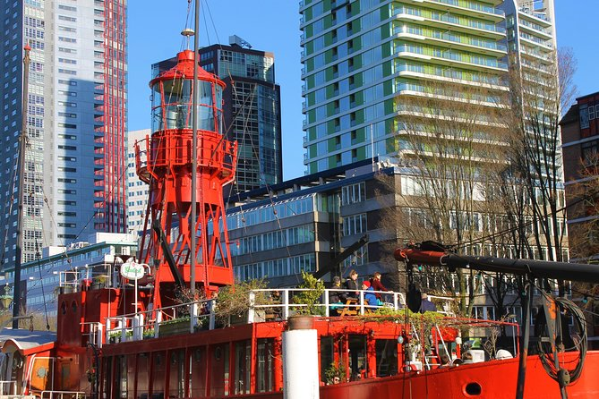 The Whole City In Half a Day: All inclusive, authentic private tour of Rotterdam, Rotterdam, HOLANDA