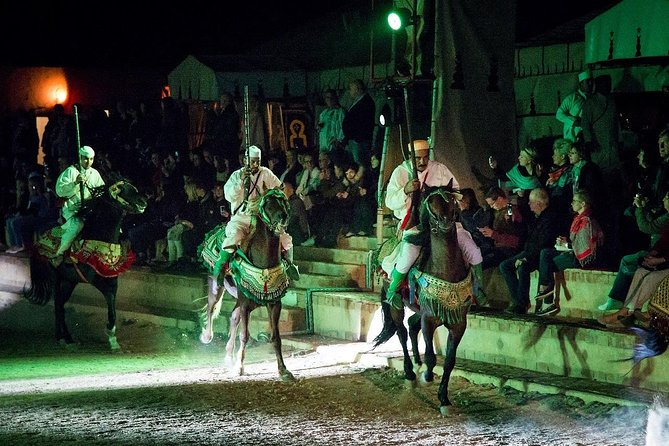 Fantasia Berber Night Show and Dinner, Agadir, MARRUECOS