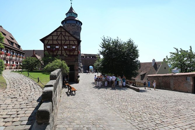 Nuremberg Old town with professional guide, Nuremberg, GERMANY