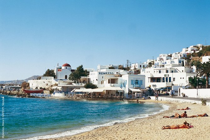 Mykonos Island Tour, Miconos, Greece