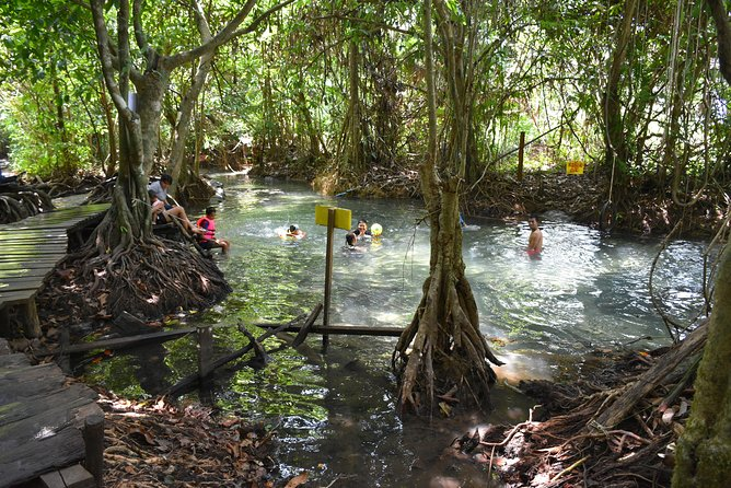 Half-Day Trip to Blue Lagoon at Klong Sra Kaew with Kayaking & ATV, Krabi, TAILANDIA