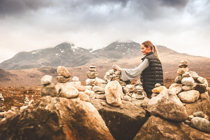 """Immerse yourself in the wild beauty of the Scottish Highlands and Isle of Skye on this 3-day small-group tour from Edinburgh, with accommodation and round-trip transport included. Drive through the magnificent Highlands, including Glencoe, and cross to the Isle of Skye for a free day to explore this rugged island. On the last day return to Edinburgh with a stop at Loch Ness to look for its legendary monster, """"Nessie"""". Your small-group tour includes breakfast each morning, and personalized attention from your guide with numbers limited to 16 people."""