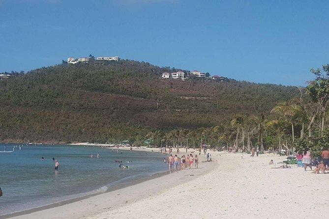 St John Island and Trunk Bay Beach Tour from St Thomas, Cruz Bay, ILHAS VIRGENS
