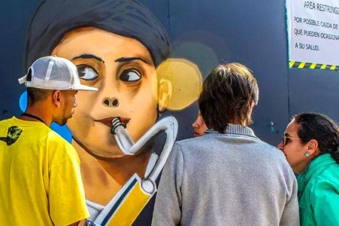 Spectacular Street Art tour in Bogota, Bogota, COLOMBIA