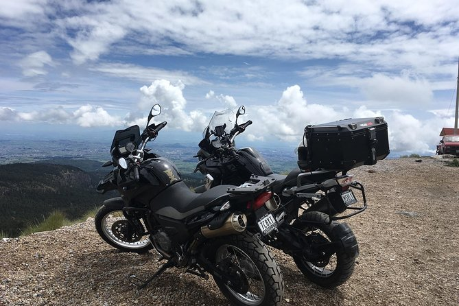Ride a Motorcycle and Discover a Majestic Volcano, Ciudad de Mexico, MÉXICO