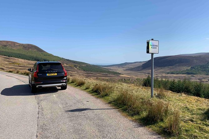 On this private customisable tour you will see Viking graves, a castle resembling a French Chateau, a 750 year old Cathedral, a whisky distillery, and hopefully seals! Something for everyone!<br><br>After collection we'll drive north to a high point on Struie Hill where you'll have long reaching views deep into the heart of Sutherland. Then we'll head to the Falls of Shin where you may see the salmon trying to leap up the falls to reach their spawning grounds.<br><br>Reaching Lairg we will look right up Loch Shin and then travel through a beautiful glen to Dunrobin Castle. This castle is open to the public (Apr - Oct) so you'll be able to explore the inside and then watch a stunning falconry display in the grounds (Apr - Sep). <br><br>Next we'll head to the cathedral town at Dornoch for lunch and to explore the pretty Highland town. Next we'll visit the Edderton Old Church where you'll see a 1,100 year old carved Celtic slab. <br><br>Finally we'll visit either Balblair or Glenmorangie Distillery for a whisky!