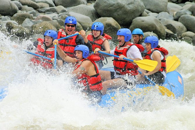 Pacuare River Whitewater Rafting From San Jose San Jose Costa Rica