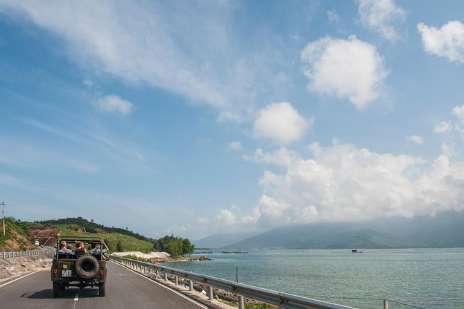 Hai Van Pass Explorer by Jeep, Hoi An, VIETNAM